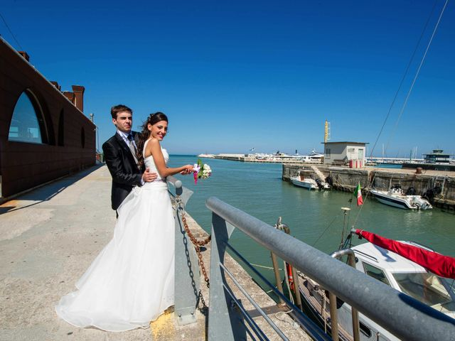 Il matrimonio di Samuel e Valentina a Pesaro, Pesaro - Urbino 44