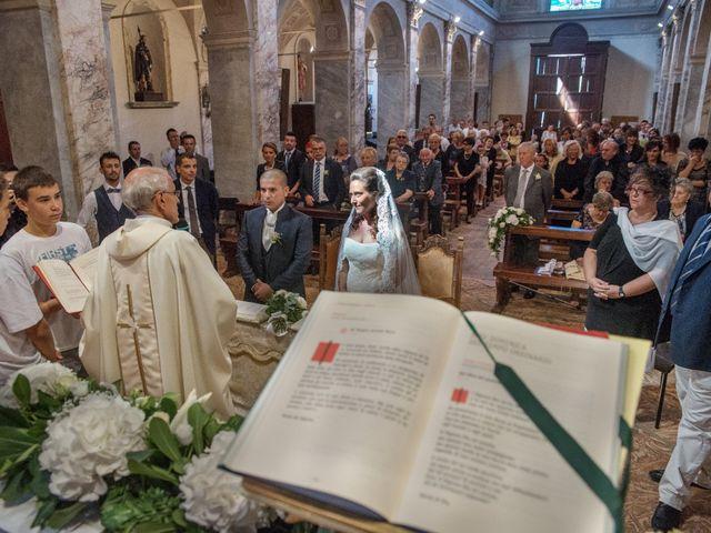 Il matrimonio di Michele e Sara a Pieve San Giacomo, Cremona 12
