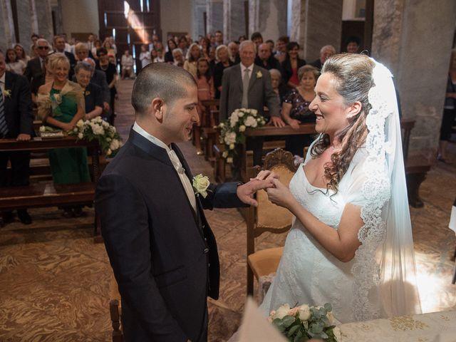 Il matrimonio di Michele e Sara a Pieve San Giacomo, Cremona 13