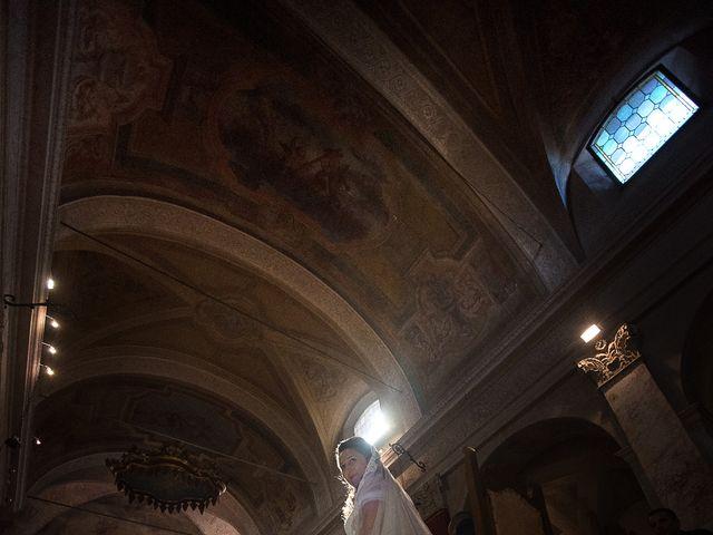 Il matrimonio di Michele e Sara a Pieve San Giacomo, Cremona 15