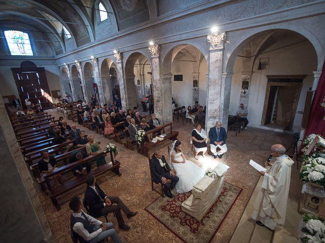 Il matrimonio di Michele e Sara a Pieve San Giacomo, Cremona 16