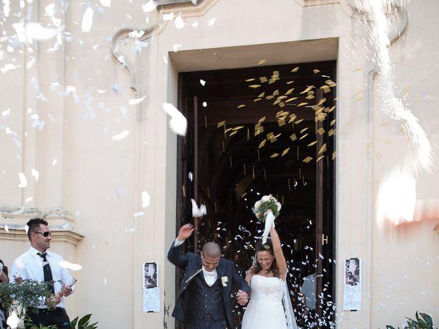 Il matrimonio di Michele e Sara a Pieve San Giacomo, Cremona 17
