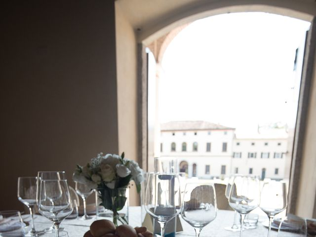 Il matrimonio di Michele e Sara a Pieve San Giacomo, Cremona 19