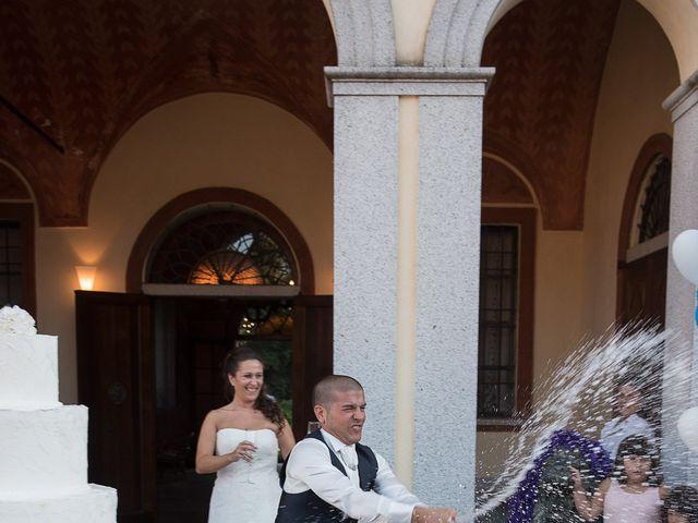 Il matrimonio di Michele e Sara a Pieve San Giacomo, Cremona 26
