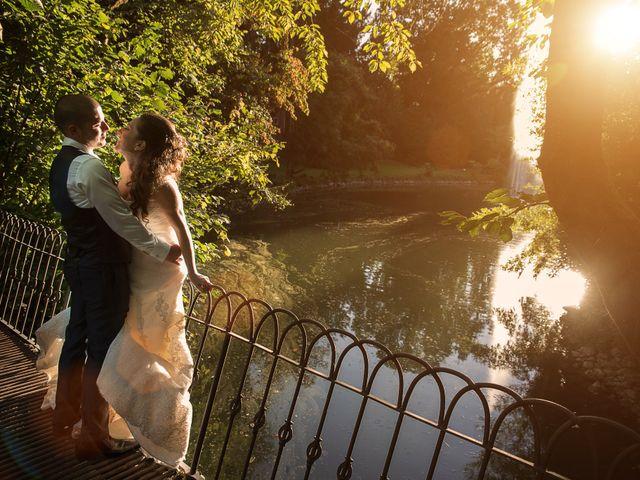 Il matrimonio di Michele e Sara a Pieve San Giacomo, Cremona 31