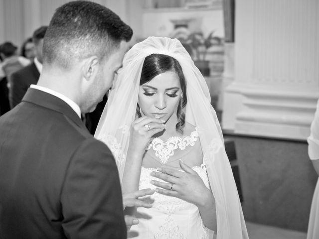 Il matrimonio di Angelo e Nunzia a Boscoreale, Napoli 6