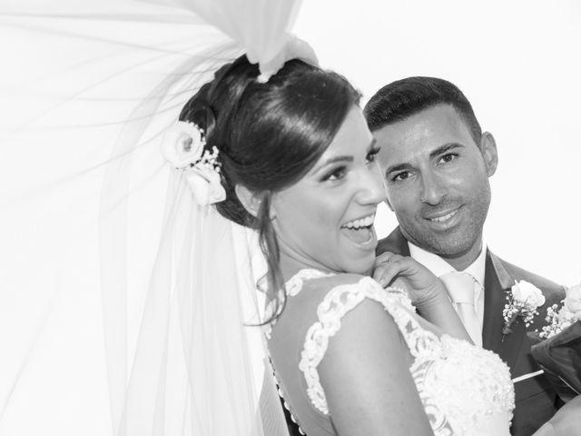 Il matrimonio di Angelo e Nunzia a Boscoreale, Napoli 8