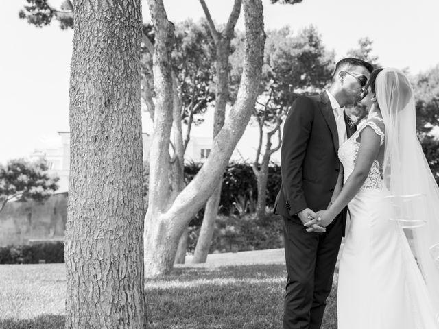 Il matrimonio di Angelo e Nunzia a Boscoreale, Napoli 9