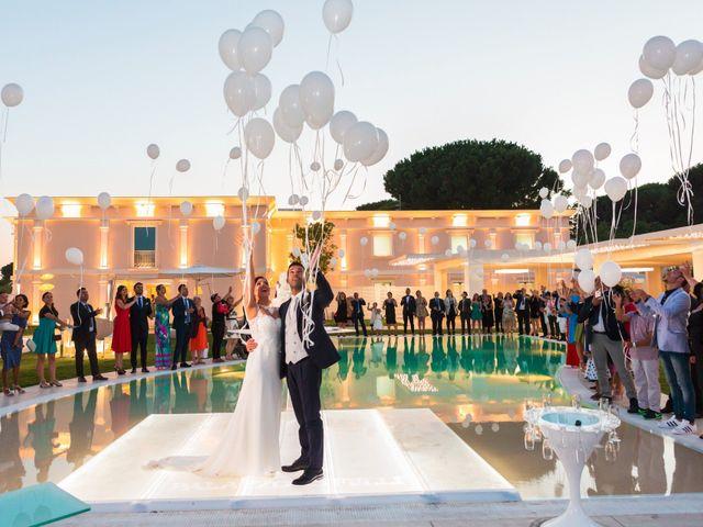Il matrimonio di Angelo e Nunzia a Boscoreale, Napoli 14