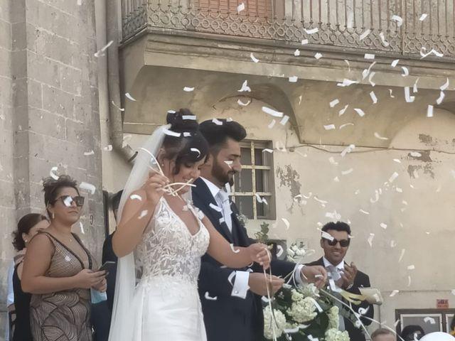 Il matrimonio di Mauro e Vitalba a Montescaglioso, Matera 19