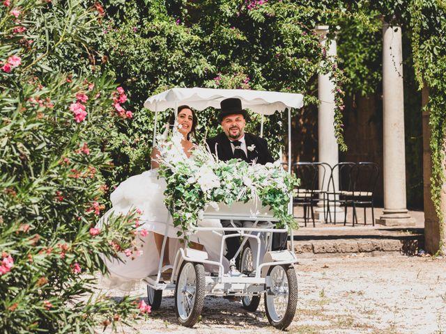 Il matrimonio di Valentina e Simone a Roma, Roma 7
