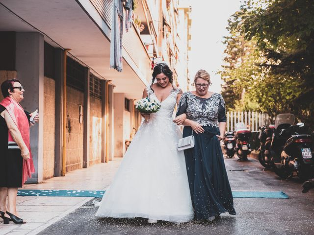 Il matrimonio di Valentina e Simone a Roma, Roma 20