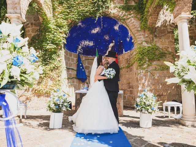 Il matrimonio di Valentina e Simone a Roma, Roma 29