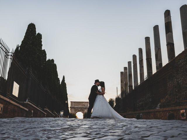 Il matrimonio di Valentina e Simone a Roma, Roma 49