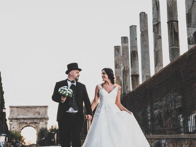 Il matrimonio di Valentina e Simone a Roma, Roma 50