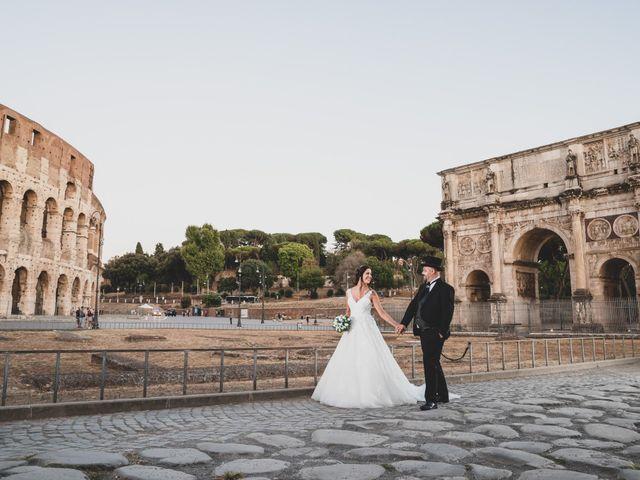 Il matrimonio di Valentina e Simone a Roma, Roma 51