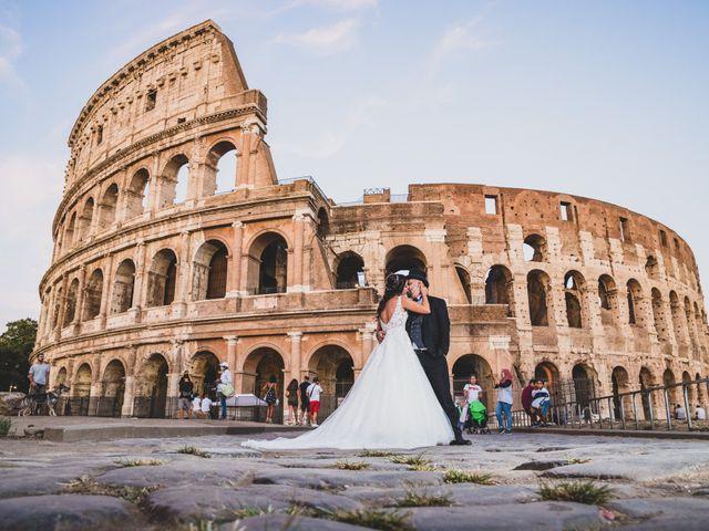 Il matrimonio di Valentina e Simone a Roma, Roma 52