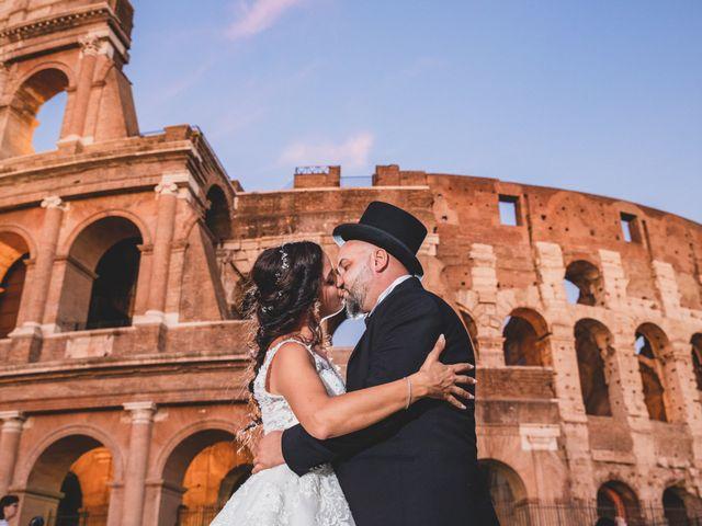 Il matrimonio di Valentina e Simone a Roma, Roma 53