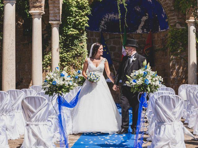 Il matrimonio di Valentina e Simone a Roma, Roma 57