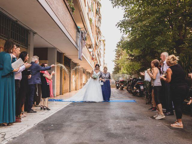 Il matrimonio di Valentina e Simone a Roma, Roma 63