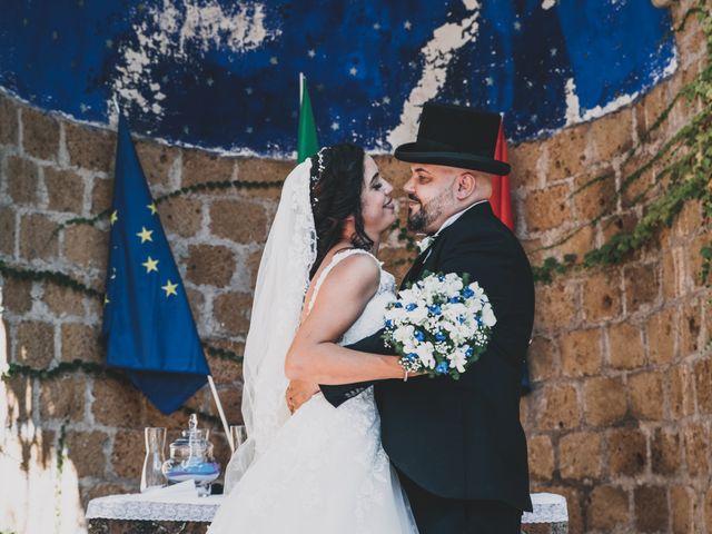 Il matrimonio di Valentina e Simone a Roma, Roma 66