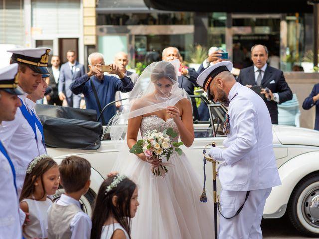 Il matrimonio di Andrea e Marianna a Taranto, Taranto 22