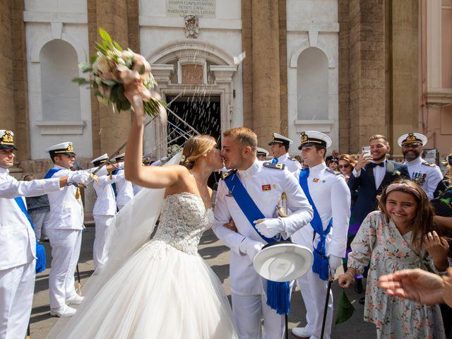 Il matrimonio di Andrea e Marianna a Taranto, Taranto 42