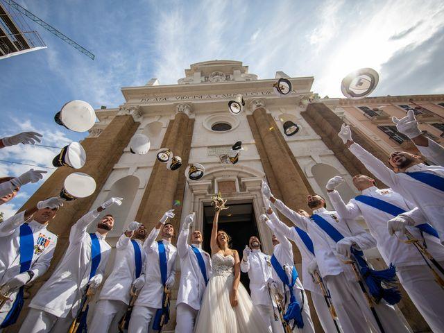 Il matrimonio di Andrea e Marianna a Taranto, Taranto 44