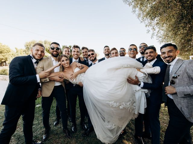 Il matrimonio di Andrea e Marianna a Taranto, Taranto 55