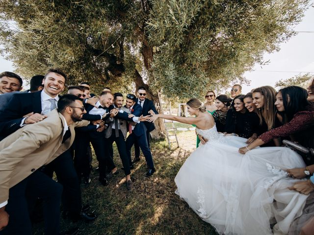 Il matrimonio di Andrea e Marianna a Taranto, Taranto 56