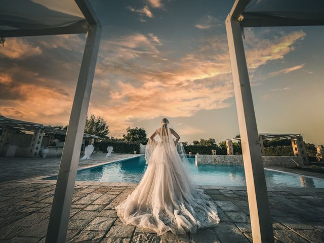 Il matrimonio di Andrea e Marianna a Taranto, Taranto 59