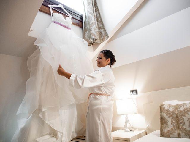 Il matrimonio di Mirko e Elisa a Arcore, Monza e Brianza 5