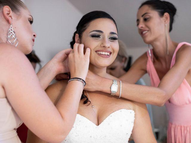 Il matrimonio di Mirko e Elisa a Arcore, Monza e Brianza 10