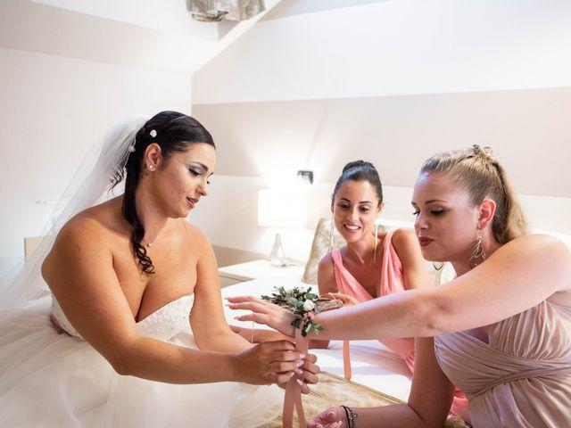 Il matrimonio di Mirko e Elisa a Arcore, Monza e Brianza 12