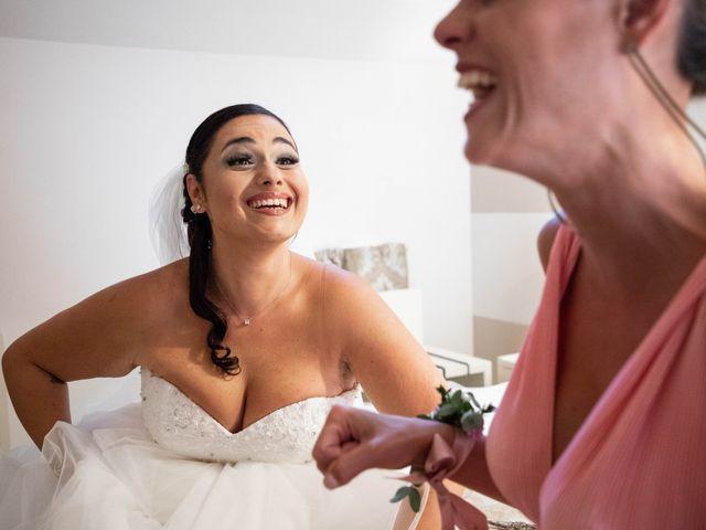 Il matrimonio di Mirko e Elisa a Arcore, Monza e Brianza 14