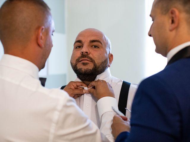 Il matrimonio di Mirko e Elisa a Arcore, Monza e Brianza 17