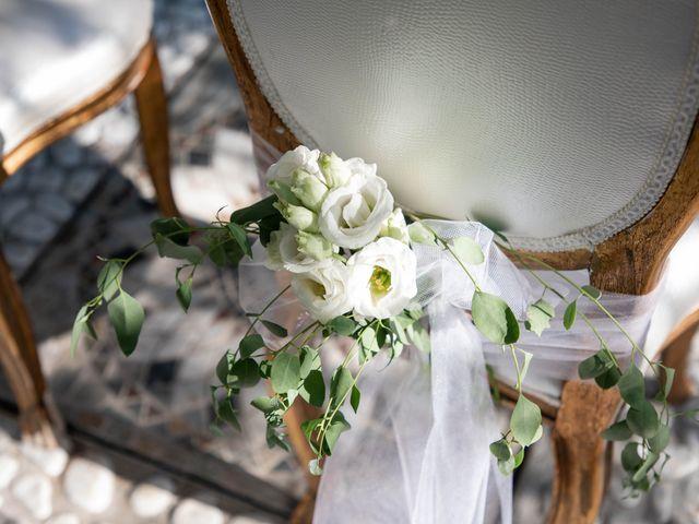 Il matrimonio di Mirko e Elisa a Arcore, Monza e Brianza 24
