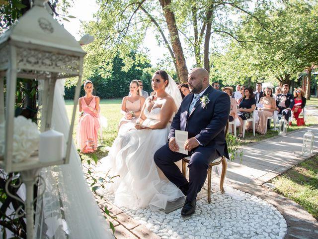 Il matrimonio di Mirko e Elisa a Arcore, Monza e Brianza 29