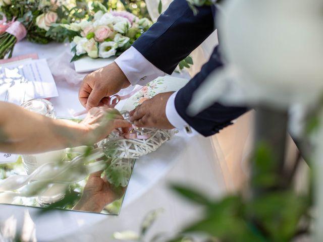 Il matrimonio di Mirko e Elisa a Arcore, Monza e Brianza 31