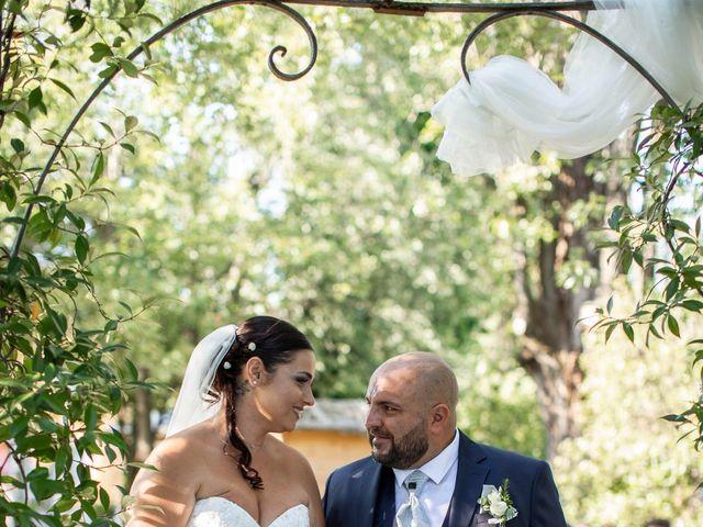 Il matrimonio di Mirko e Elisa a Arcore, Monza e Brianza 34