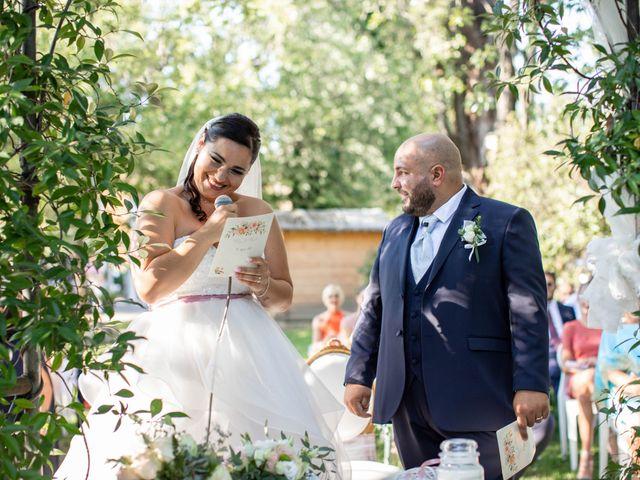 Il matrimonio di Mirko e Elisa a Arcore, Monza e Brianza 35