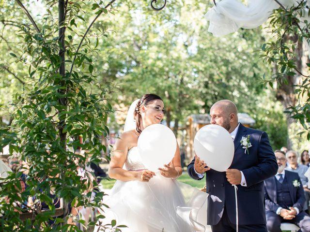 Il matrimonio di Mirko e Elisa a Arcore, Monza e Brianza 39