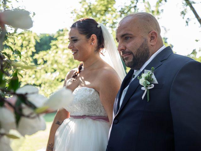 Il matrimonio di Mirko e Elisa a Arcore, Monza e Brianza 40