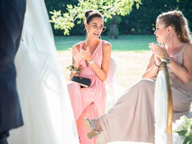 Il matrimonio di Mirko e Elisa a Arcore, Monza e Brianza 42