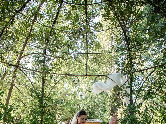 Il matrimonio di Mirko e Elisa a Arcore, Monza e Brianza 46