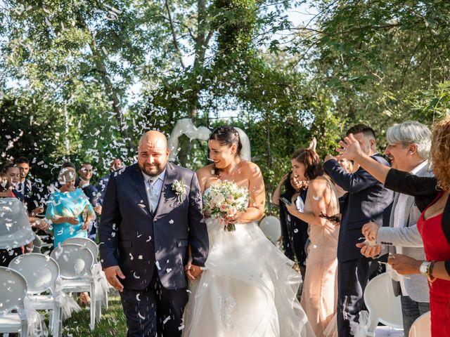 Il matrimonio di Mirko e Elisa a Arcore, Monza e Brianza 48