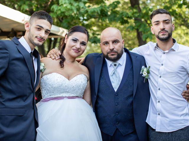 Il matrimonio di Mirko e Elisa a Arcore, Monza e Brianza 51