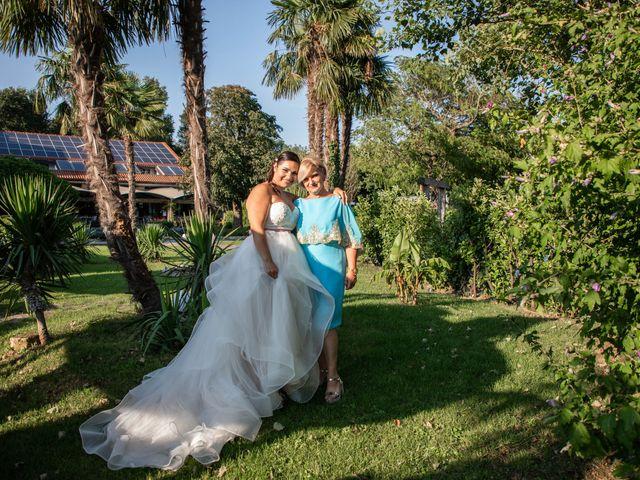Il matrimonio di Mirko e Elisa a Arcore, Monza e Brianza 52