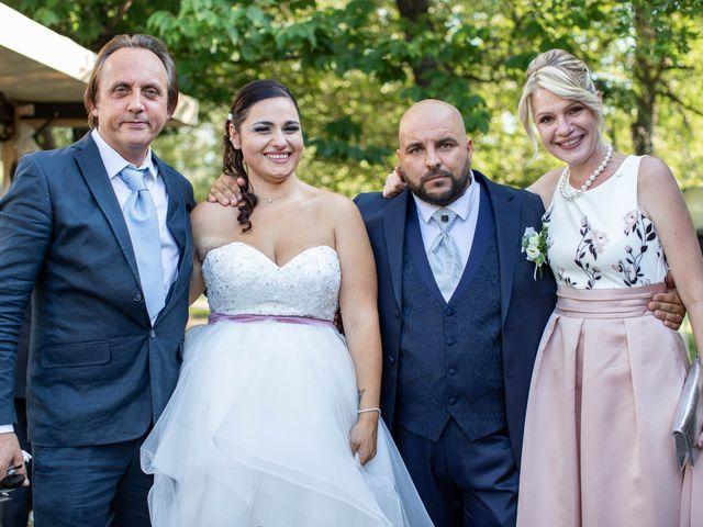Il matrimonio di Mirko e Elisa a Arcore, Monza e Brianza 53
