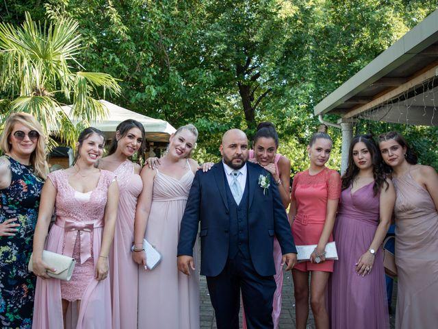 Il matrimonio di Mirko e Elisa a Arcore, Monza e Brianza 58
